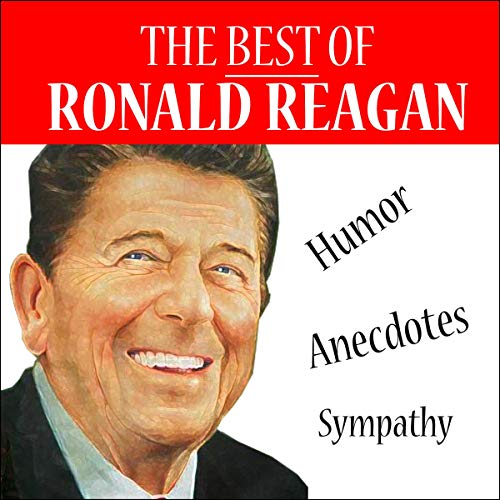 The Best of Reagan audiobook cover art