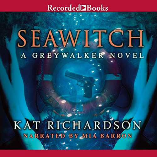 Seawitch audiobook cover art