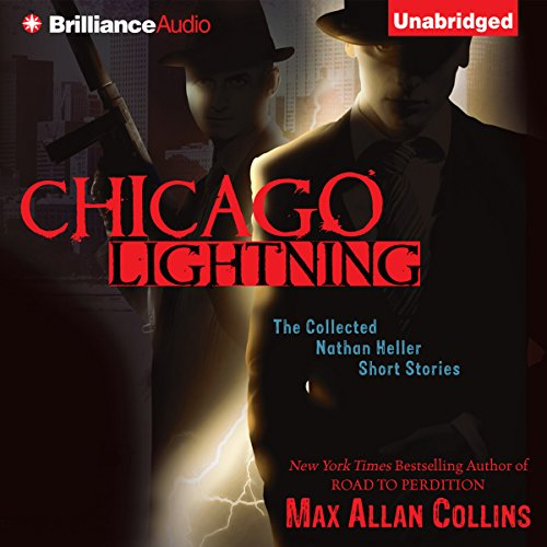 Chicago Lightning audiobook cover art