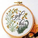 Embroidery Kits For Adults