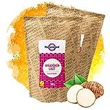 Naturmind Pfeilwurzelmehl 2x500g | Arrowroot Flour | Stärkemehl | Pfeilwurzelstärke | Glutenfrei | 100% Rohkostqualität | Vegan | Paleo | Gluten Free Flour | Perfekt für Süße und Salzige Rezepte