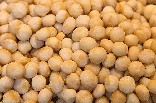 Nueces de macadamia 1 Kg, sin cáscara, enteras, naturales, bolsa resellable