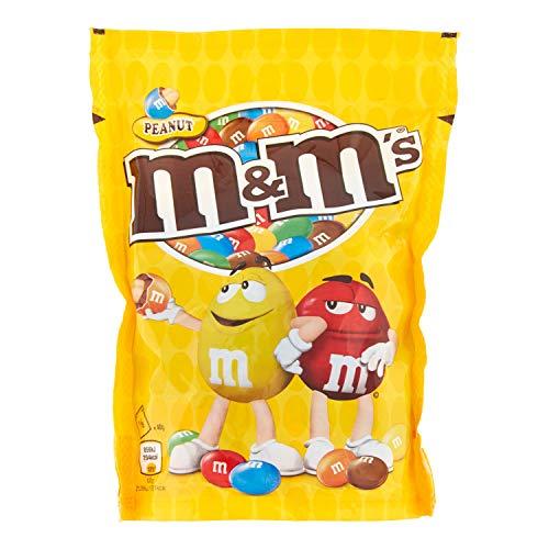 M&M's Arachidi Confettate al Cioccolato al Latte, 200g