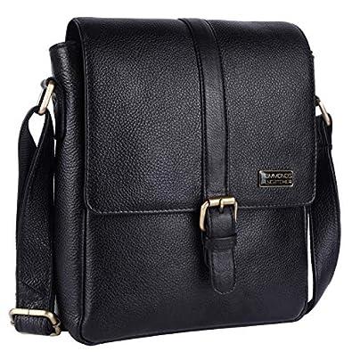 Hammonds Flycatcher Genuine Leather Messenger Slings Bag|SB1164