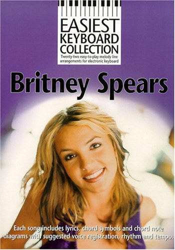 Britney Spears (Easiest Keyboard Collection)