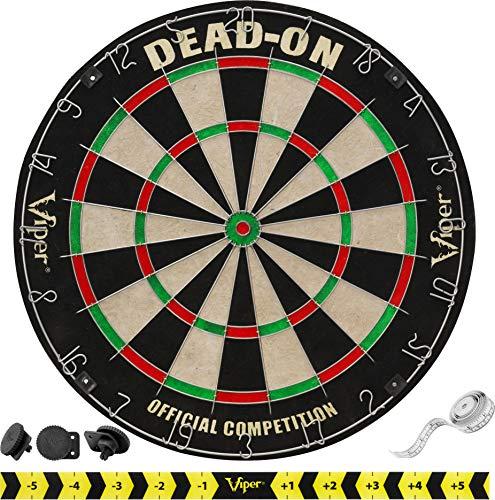 Viper Dead-On Tournament Bristle Steel Tip...