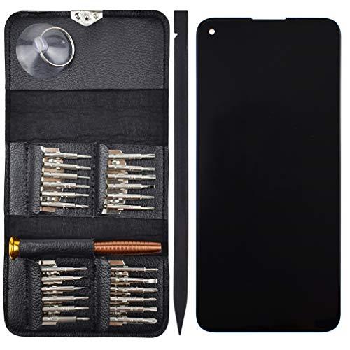 SM-A115F - Pantalla táctil para Samsung Galaxy A11 SM-A115M SM-A115U, color negro