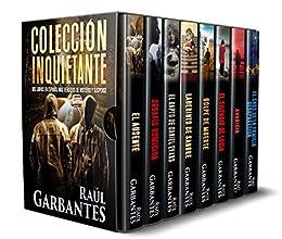 Colección inquietante: Mis libros en español de misterio y suspense de [Raúl Garbantes, Giovanni Banfi]