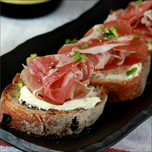 イタリア産ビラーニ社製無添加食品生ハムプロシュットクルード切り落とし100g