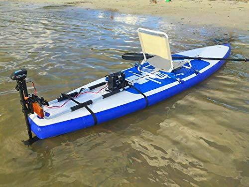 Inflatable Motorised Fishing Kayak