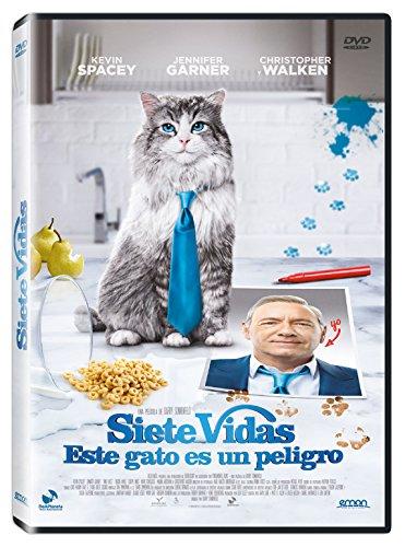 Siete Vidas, Este Gato Es Un Peligro [DVD]