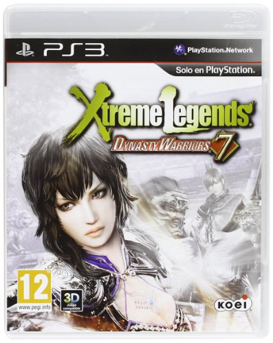 Dynasty Warriors 7 Xtreme Legends [Import spagnolo]