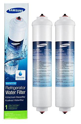 Samsung HAFEX/EXP Externe Wasser Filter (Samsung, Consumable) Wasser Filter Kartusche, Wasser Luftreiniger Multi X2