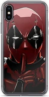 iPhone 7 Plus/8 Plus Shockproof Anti-Scratch Case Dead-Pool Comic Superhero Stan-Lee Digitals