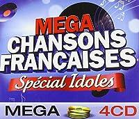 Various [Wagram Music] - Mega Francaises Special Idoles (4 CD)