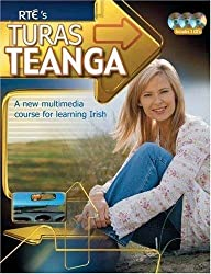 Turas Teanga - Book & CD: A new multimedia course for learning Irish (Irish Edition) : Eamonn O Donaill, Sharon Ni Bheolain