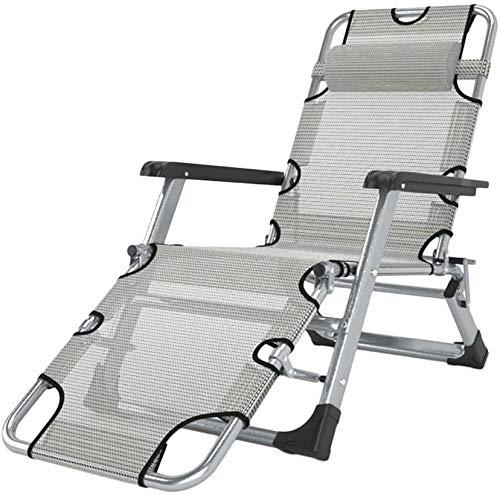 Aoyo - Mecedora de exterior para balcón al aire libre para uso profesional, adecuado para todas las ocasiones, por ejemplo, para jardín al aire libre, playas, etc. Soporta 200 kg.
