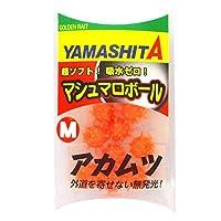 ヤマシタ(YAMASHITA) マシュマロボール アカムツSP M オレンジ