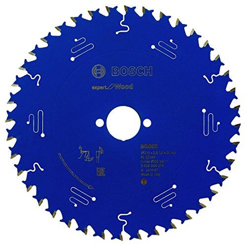 BOSCH 2608644059 - Disco de sierra circular CSB Expert madera: 210x30x40D