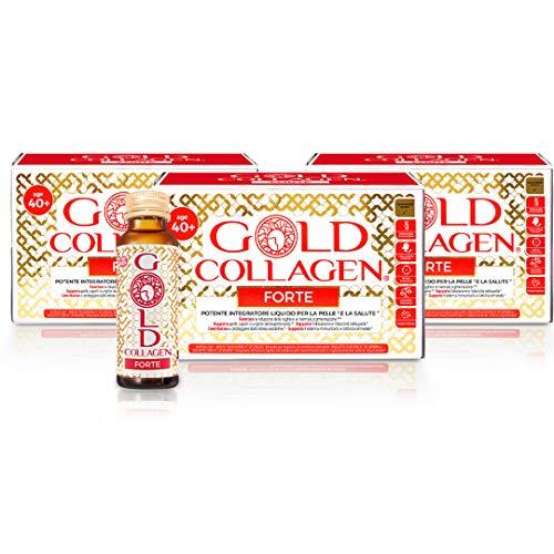 Minerva Gold Collagen Forte for Age 40+ 30 Day Program by Minerva