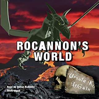 Rocannon's World  cover art