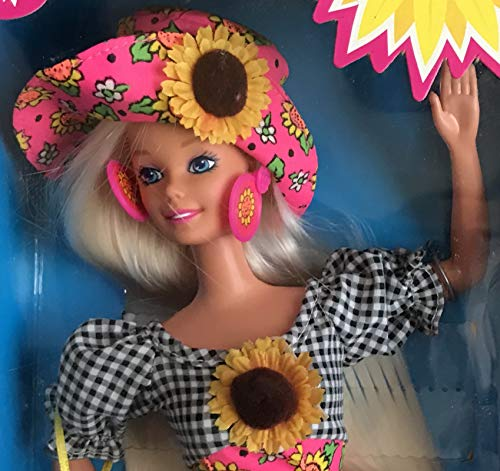 Barbie Doll Sunflower
