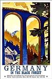 Poster 60 x 90 cm: Deutschland - Schwarzwald von Travel