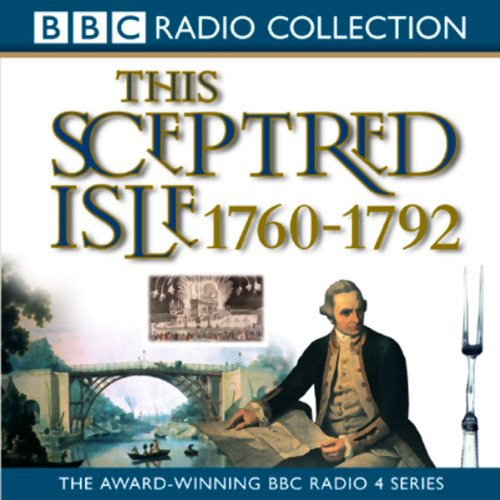 This Sceptred Isle Vol 7 audiobook cover art