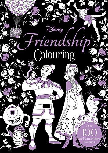Disney Friendship Colouring (Friendship Colouring Disney)