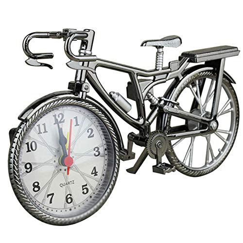 yywl Alarm Klok Vintage Bike Vorm Alarm Klok Plezier Fiets Klok Ornamenten Voor Thuis Decor