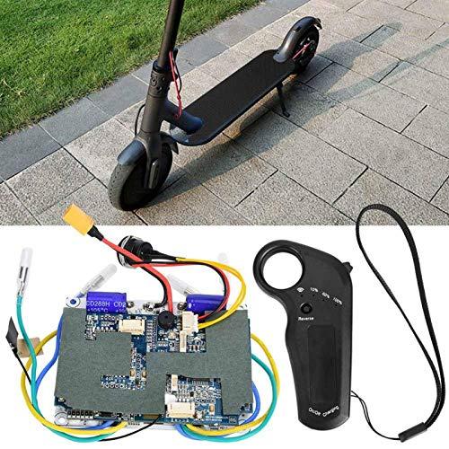 Controlador Longboard Motor Drive, control remoto inalámbrico 2.4G, máx.8 m, adecuado para scooters, carretillas, autos de torsión, autos de nivelación, etc.(T2 dual drive version (1300W))