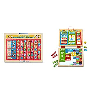 Melissa & Doug Mickey Mouse Magnetic Responsibility Chart & My First Daily Magnetic Calendar (B0913NBJYT) | Amazon price tracker / tracking, Amazon price history charts, Amazon price watches, Amazon price drop alerts