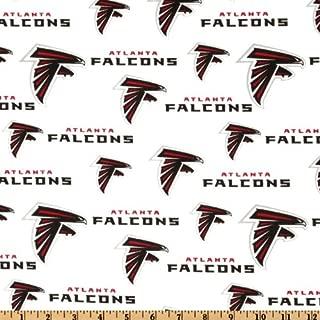 Best atlanta falcons fabric Reviews