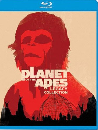Planet of the Apes: Legacy Collection [Blu-ray]