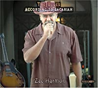 Blues According To Zacariah, The [Us Import] by Zac Harmon