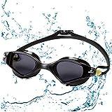 Jaked Occhialini Nuoto Blink Professionali da Piscina E Mare per Adulto, Uomo E Donna, Ant...