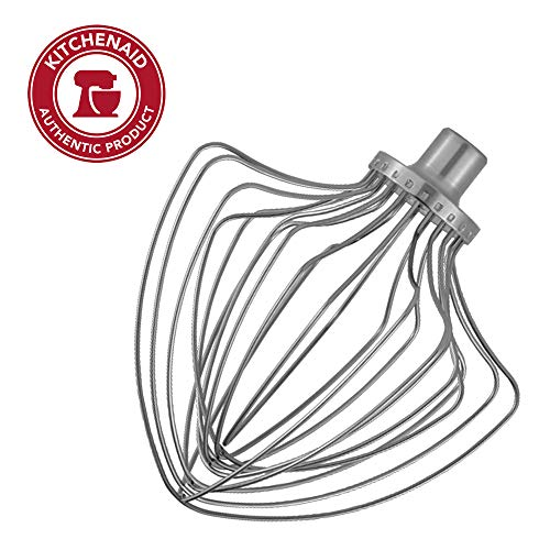KitchenAid KN211WW 11-Wire Whip for 5 and 6 Quart Lift Stand Mixer