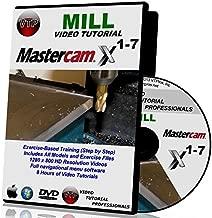 Mastercam X1-X7 Mill Video Tutorial Training in 720P HD