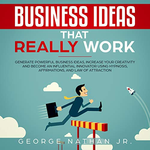 Business Ideas That Really Work audiobook cover art