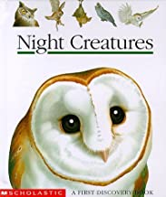 Night Creatures (First Discovery Books) by Scholastic Books (1998-08-01)