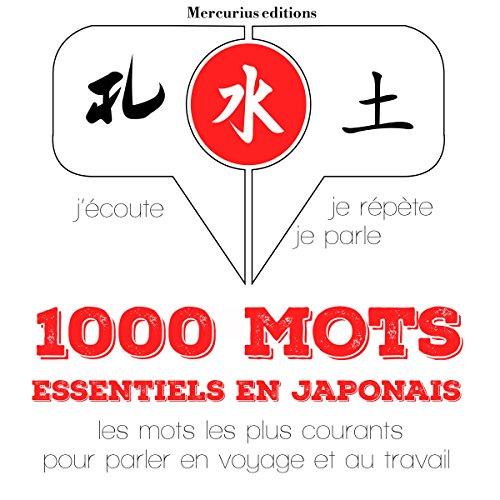 Couverture de 1000 mots essentiels en japonais