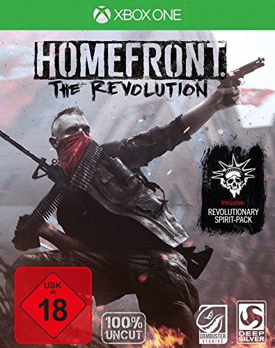 Homefront: The Revolution - Day One Edition [Importación alemana]