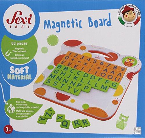 Trudi 82865 – Tableau magnétique – Sevi Soft
