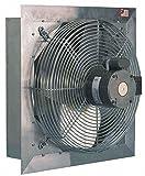 Exhaust Fan, 36 in, 115/230V, 1/2hp, 850rpm