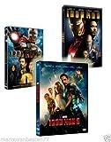 IRON MAN - LA COLLEZIONE COMPLETA (3 DVD) con Robert Downey Jr.,...