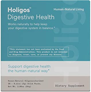 Holigos™ Digestive Health - New - Safely and Effectively Manage Dietary Health - 28 Count