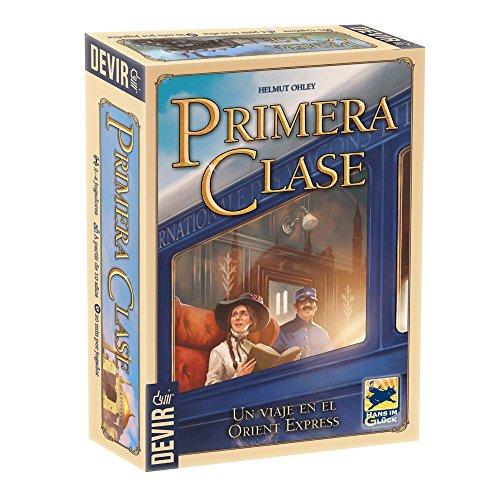 Devir - Primera clase, juego de mesa (BGPRIMERA)