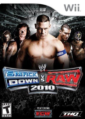 WWE SmackDown vs. Raw 2010 - Nintendo Wii