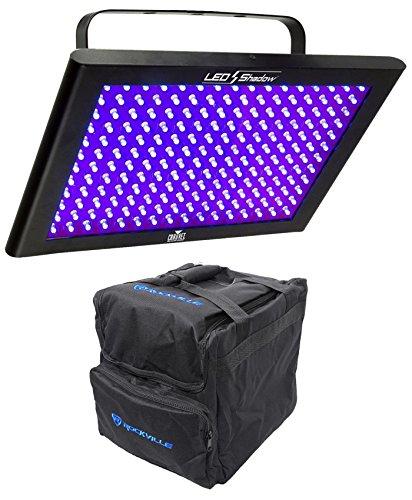 Chauvet DJ LED Shadow/Club DMX 512 3 CH. Blacklight Panel+Carry Bag LEDSHADOW