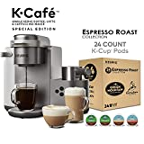 Keurig K-Café Special Edition Coffee Maker, Single Serve K-Cup Pod Coffee, Latte and Cappuccino...